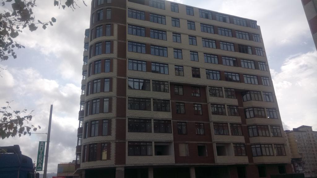 Многоквартирный дом, ул. Спортивная, 22 в Анапе
