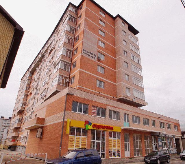 Жилой дом по ул. Толстого 111 а