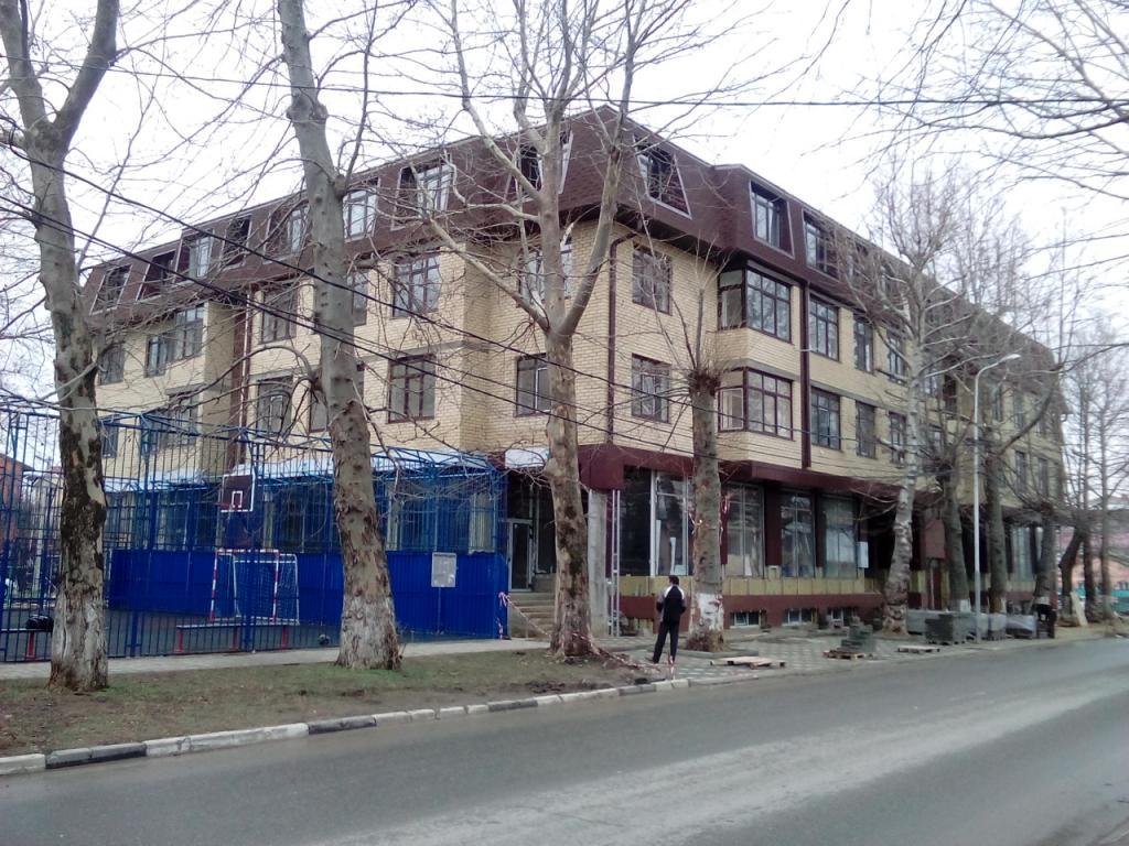 ЖД ул. Советская,104/Гребенская, 66 Анапа
