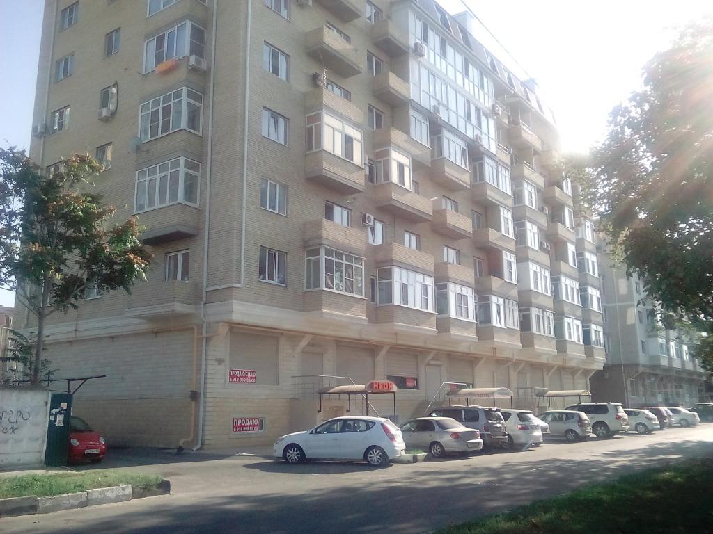 Новостройка ЖД ул. Заводская 28 д в Анапе
