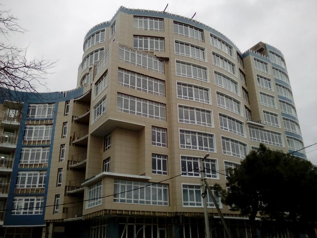 ЖК Кирова, 1 в Анапе - апартаменты
