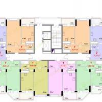 Секция 1Б - 11 этаж