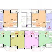 Секция 1Б - 12 этаж