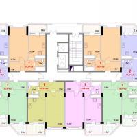 Секция 1Б - 13 этаж