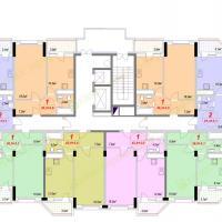 Секция 1Б - 2 этаж