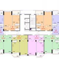 Секция 1Б - 5 этаж