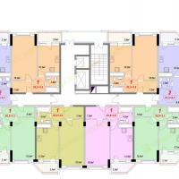 Секция 1Б - 8 этаж