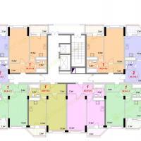 Секция 1Б - 9 этаж