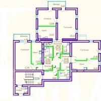планировка квартир в Алексеевском парке