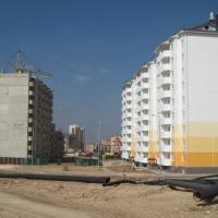 Горгиппия морская, строительство, сентябрь 2015