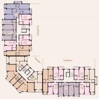 1 очередь 6 этаж
