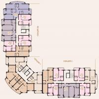 1 очередь 7-9 этаж