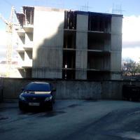 9 февраля 2016 Тургеневский квартал, изменений на стройке не замечено