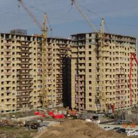 ход строительства, сентябрь 2015