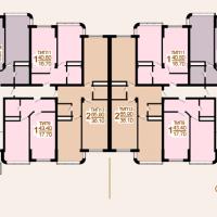 2 очередь 2-5 этаж