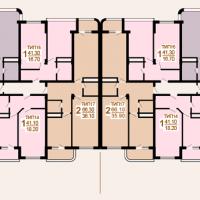 2 очередь 6 этаж