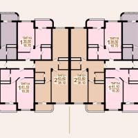 2 очередь 7-9 этаж