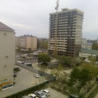 ЖК Лермонтово, вид из соседнего окна