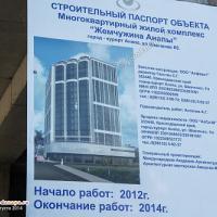 ЖК Жемчужина Анапы, разрешение на строительство