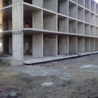 9 февраля 2016 Тургеневский квартал, строительная площадка