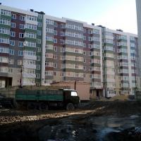 жк Радуга, декабрь 2015