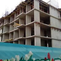 строительство жилого комплекса по адресу ул. Владимирская 150 в Анапе. 13.02.2016