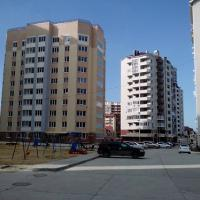 Фото 5 - жк Алмазный, вид через дворы с б. Евскина
