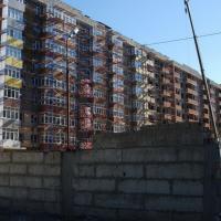 жк Каскад, строительство не останавливается, октябрь 20.10.2015