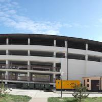 паркинг в жк Солнечный