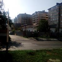 строительство 2й очереди ЖК на Краснодарской, сентябрь 2015