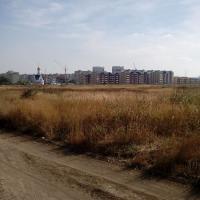 Вид на ЖК Стройград со стороны моря, 06.10.15