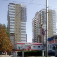 Новостройка ЖК Русь - Анапа