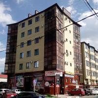 Новостройка ул. Самбурова 236 в Анапе