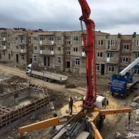 ЖК Алексеевский 2 - фото строительства - май 2016
