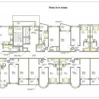 ЖК Меркурий планировка 2 этажа