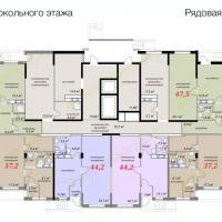 жк Владимирская 150, 2 секция, подвал