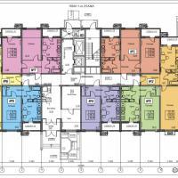 ЖК Фамильный, планировки 1 этаж