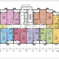 ЖК Фамильный, планировки 10 этаж