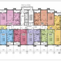ЖК Фамильный, планировки 13 этаж