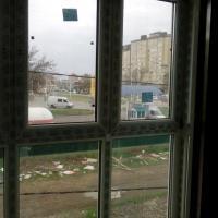ЖК Времена года, фото со 2 этажа на Восточный рынок 13.04.16