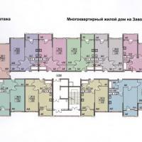 планировка, этаж 2