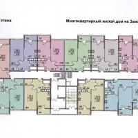 планировка, этаж 3