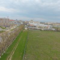 ЖК Южный квартал. Расчётный вид с высоты 10 этажа (28-29 метров)