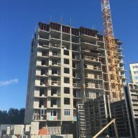 ЖК Тургеневский квартал ход строительства - июнь 2016