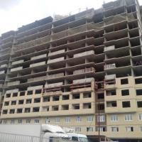 ЖК Владимирская 114, вид с пер. Промышленный - 10.07.2016
