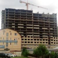 ЖК Владимирская 114, вид с Астраханской - 10.07.2016