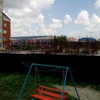 ЖК Адмирал фото от 05.06.2016 вид с детской площадки соседнего дома