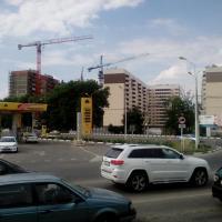 Красная площадь со стороны ТРЦ - 10.07.2016