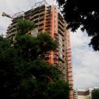 ЖК Оранж ход строительства 10.07.2016