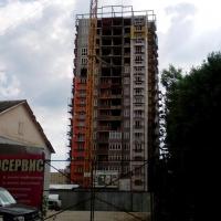 ЖК Оранж строительство 10.07.2016
